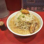 「外食感想」らー麺 つけ麺 おぐり (再訪分の感想あり)